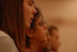 chanted prayers